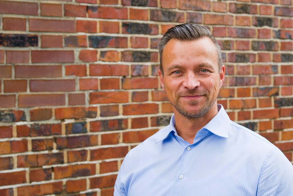 Bürgermeister Andy Grabner